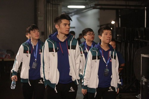 Virtus.pro отправила Newbee в нижнюю сетку China Dota 2 Supermajor
