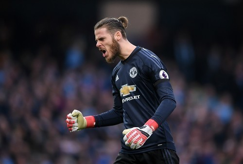 Де ХЕА: «Я счастлив в Манчестер Юнайтед»