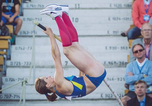 Українські легкоатлетки завоювали дві медалі на Paavo Nurmi Games