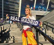 ВИДЕО ДНЯ. Защитник Реала расписался на груди девушки игрока Шахтера