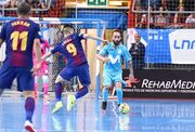 Интер Мовистар выиграл первый финальный матч у Барселоны Ласса