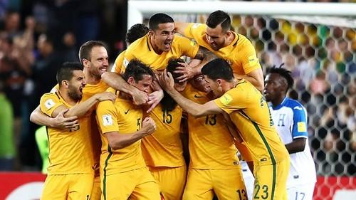Австралия устроит дипломатический бойкот чемпионата мира в России