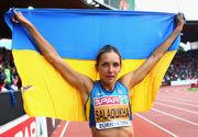 Саладуха заняла седьмое место в тройном прыжке Бриллиантовой лиги