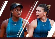 WTA. Слоан Стивенс и Симона Халеп