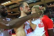 facebook.com/MonacoBasket. Сергей Гладырь