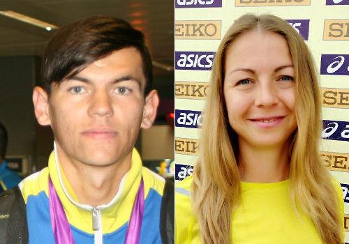 Закальницький та Юдкіна – найкращі легкоатлети травня в Україні