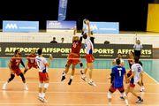 Определены все участники финальных турниров волейбольной Евролиги