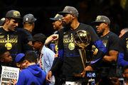 Кевин ДЮРАНТ: «Я не беспокоюсь об НБА»