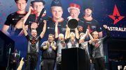 CS:GO. Astralis стали чемпионами ECS Season 5