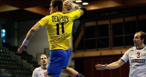 Украина в контрольном матче проиграла Турции