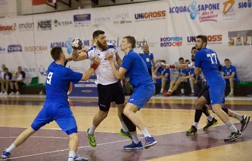 Збірна України посіла третє місце на турнірі Adriatic Cup