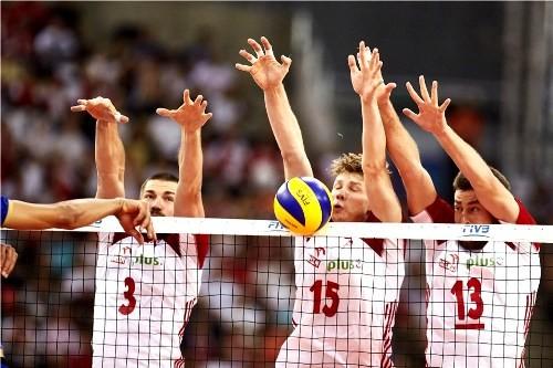 Польша и Бразилия лидируют в мужской Лиге Наций