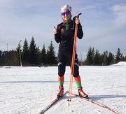 Белорусская лыжница Валентина Каминская будет выступать за Украину