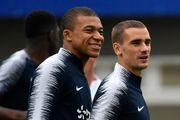 Сборная Франции — самая дорогая команда Мундиаля