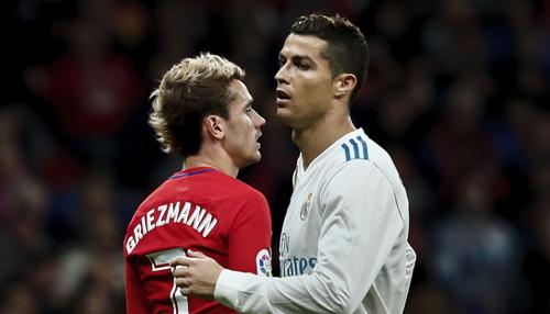 Глава Ла Лиги: «Роналду останется в Реале, а Гризманн - в Атлетико»
