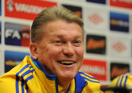Олег БЛОХИН: «После проигрыша Испании на ЧМ-2006 собрал чемоданы»