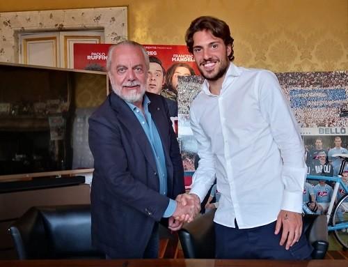 Наполи подписал вингера Болоньи