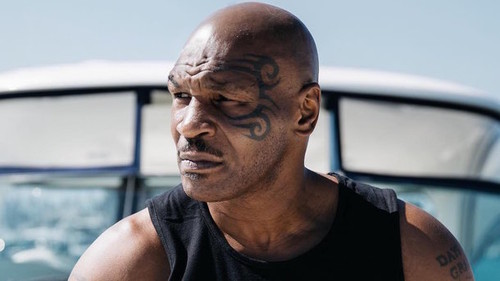 Instagram/Mike Tyson. Майк Тайсон