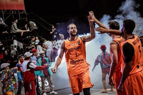 Чемпионат мира по баскетболу 3х3. Сербия и Нидерланды вышли в финал