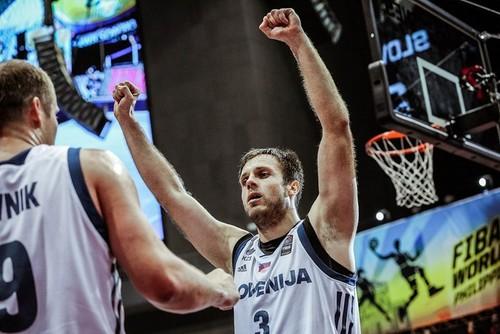 Словения завоевала бронзу чемпионата мира по басктеболу 3х3