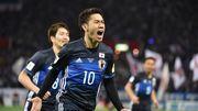 Япония в товарищеском матче обыграла Парагвай