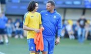 ШАПАРЕНКО: «Селезнев взял надо мной шефство в сборной Украины»