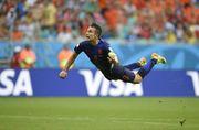 Пять лет назад ван Перси забил знаменитый гол Испании