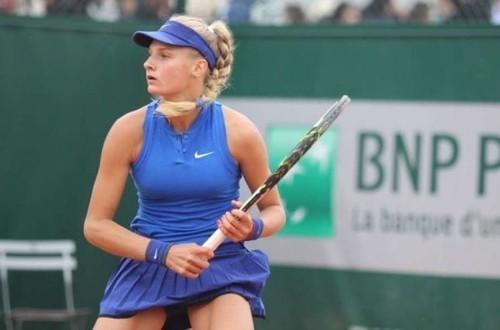 WTA Tennis. Даяна Ястремская