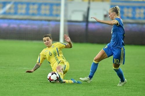 ВИДЕО ДНЯ. Сборная Украины бурно отпраздновала победу над Швецией