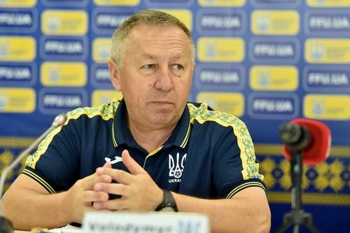 Володимир РЕВА: «Найкраще у футболі — це рахунок на табло»