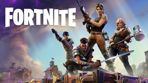 Fortnite вышла на Nintendo Switch