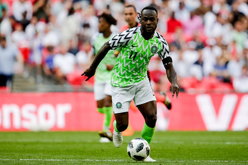 Виктор МОЗЕС: «За счет коллективной игры Нигерия может достичь успеха»