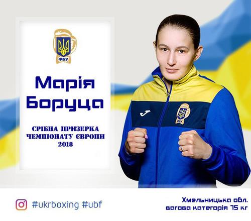 Українки завоювали чотири нагороди чемпіонату Європи з боксу