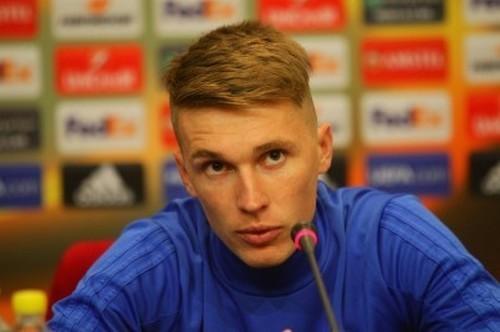 СИДОРЧУК: «Марлос – стовідсоткове підсилення для збірної України»