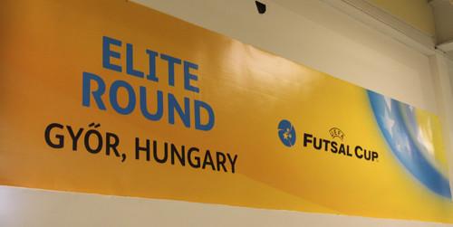 Кубок УЕФА: Продэксим провел официальную предыгровую тренировку