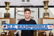 Twitter U.C. Sampdoria. Алекс Феррари