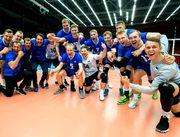 Победителем Золотой Евролиги стали волейболисты сборной Эстонии