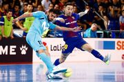 Барселона Ласса сократила отставание в серии с Интером Мовистар