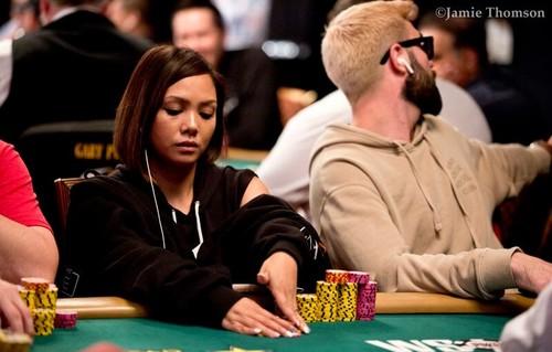 Девушки дня. Покеристки на WSOP 2018
