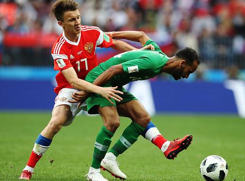 Игроки сборной Саудовской Аравии будут подвергнуты санкциям