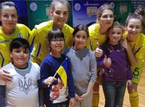 Жіноча збірна України з футзалу проведе спаринги в Італії