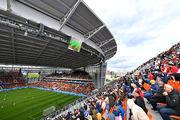 На матч Египта и Уругвая пришли меньше людей, чем продали билетов