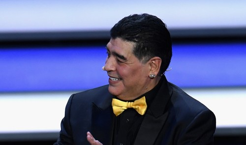 Диего МАРАДОНА: «Мексика не заслуживает проводить ЧМ»