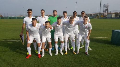 Заря допущена к участию в Лиге Европы-2018/19