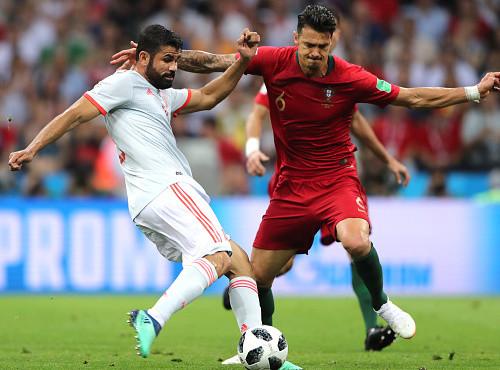 ЧМ-2018. Хет-трик Роналду принес Португалии ничью с Испанией