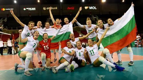 Сборная Болгарии выиграла женскую Золотую Евролигу