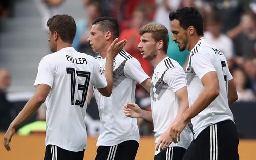 Где смотреть онлайн матч чемпионата мира Германия – Мексика