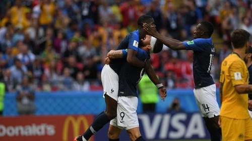 ЧМ-2018. Франция одержала натужную победу над Австралией