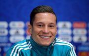 Юлиан ДРАКСЛЕР: «Было смешно читать о вечеринке сборной Мексики»