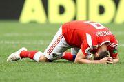 Дзагоев не полетит на матч с Египтом